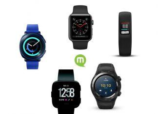 Les meilleures smartwatch à acheter pendant le Black Friday 2018