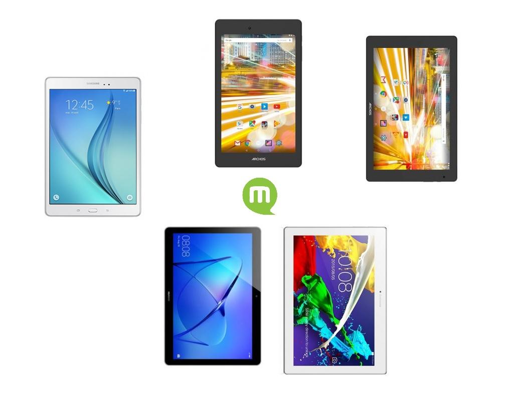 Quelle tablette à moins de 200 euros acheter ?
