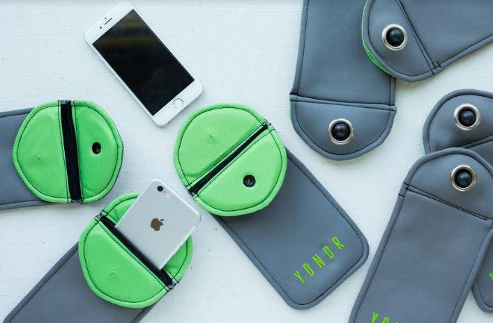 Yondr, un objet qui vous empêche d'utiliser votre smartphone en concert