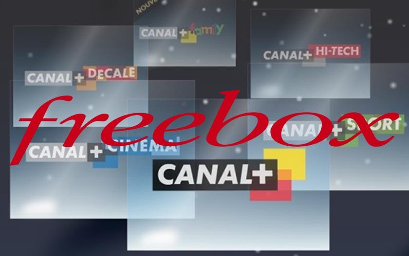 Freebox : Canal+ offre gratuitement ses chaînes du 08 au 11 novembre prochain