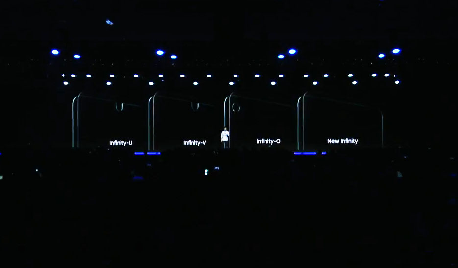 Samsung : la fameuse encoche va désormais intégrer ses prochains smartphones