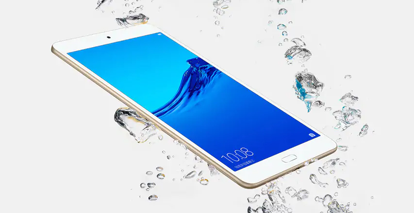 Honor WaterPlay : une nouvelle version de la tablette vient d'être lancée
