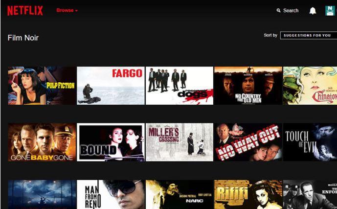 Netflix : des codes secrets donnant accès à des films et séries cachés dévoilés