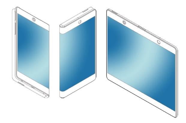 Oppo : un smartphone pliable dans les coulisses