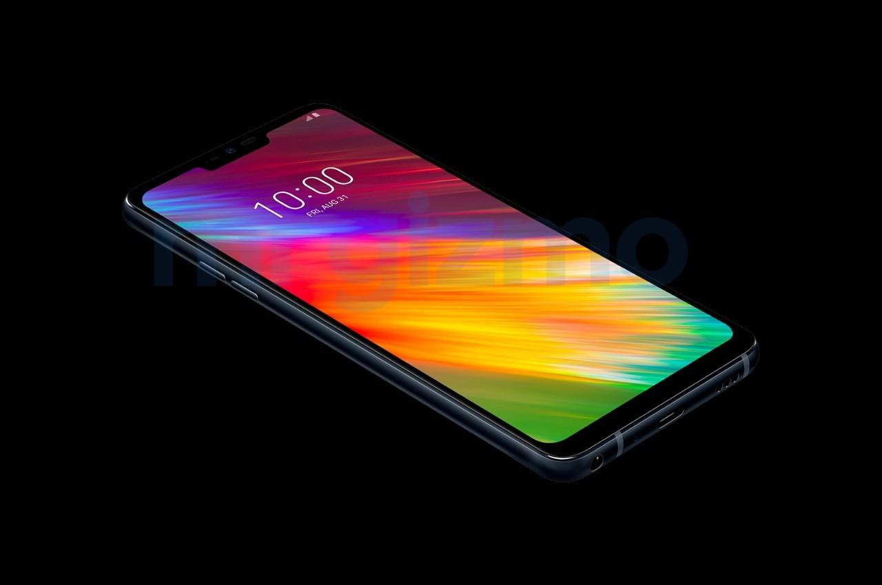 Le LG Q9 se montre en photos et dévoile un écran avec encoche