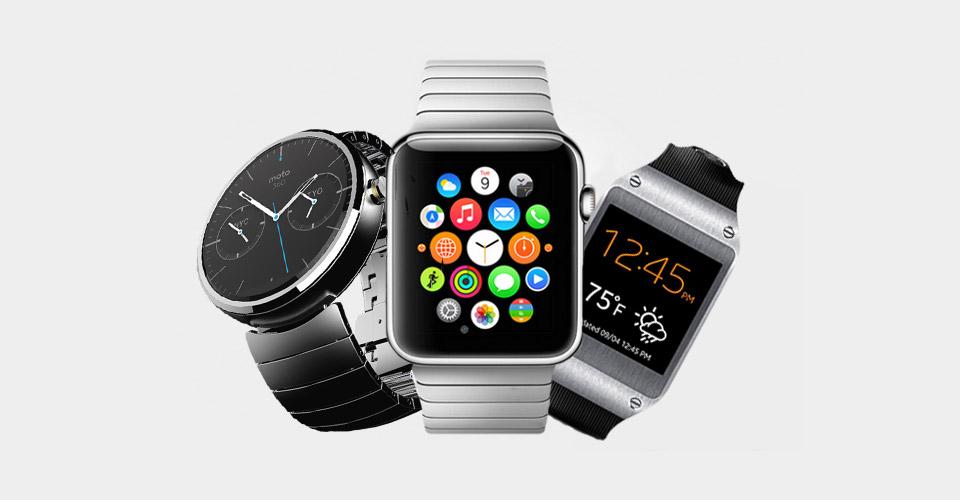 Les ventes de smartwatch progressent de 67% grâce à Apple