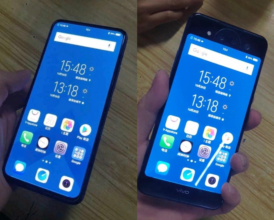 Vivo Nex 2 : un nouveau smartphone avec deux écrans !
