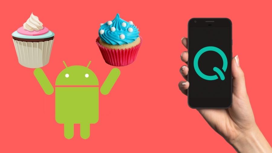 Tout découvrir sur Android 10 Q
