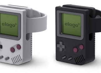 Apple Watch Game Boy