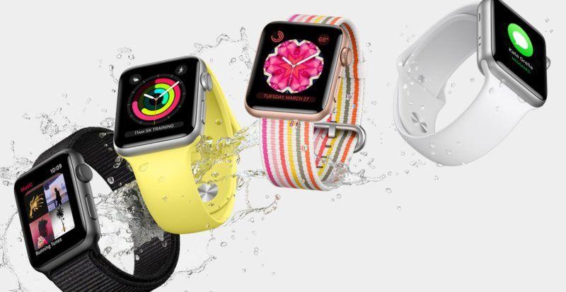 Apple Watch : les ventes ont progressé au troisième trimestre