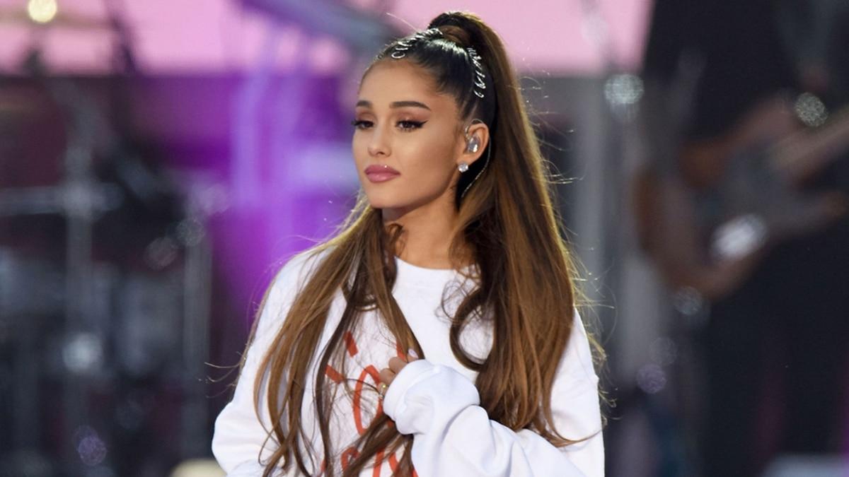 La vidéo d'Ariana Grande