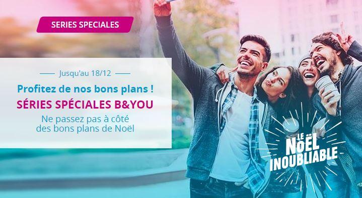 Bon plan : les forfaits B&YOU 40 et 60 Go à 9.99 et 14.99 euros prolongés !