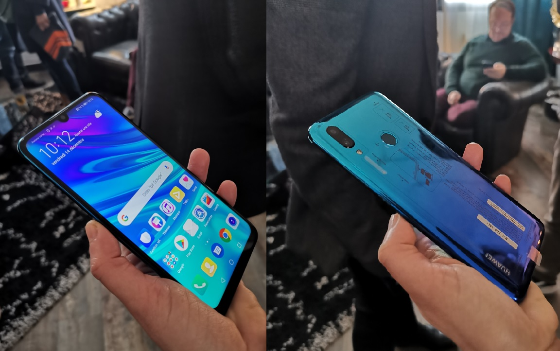 [ Prise en main ] Huawei P Smart 2019 : un Honor 8X bis ?