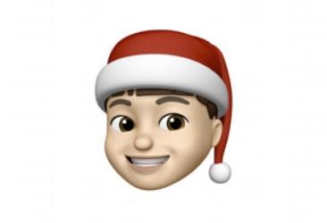 iPhone : l'astuce pour coiffer d'un chapeau de Noël votre Memoji