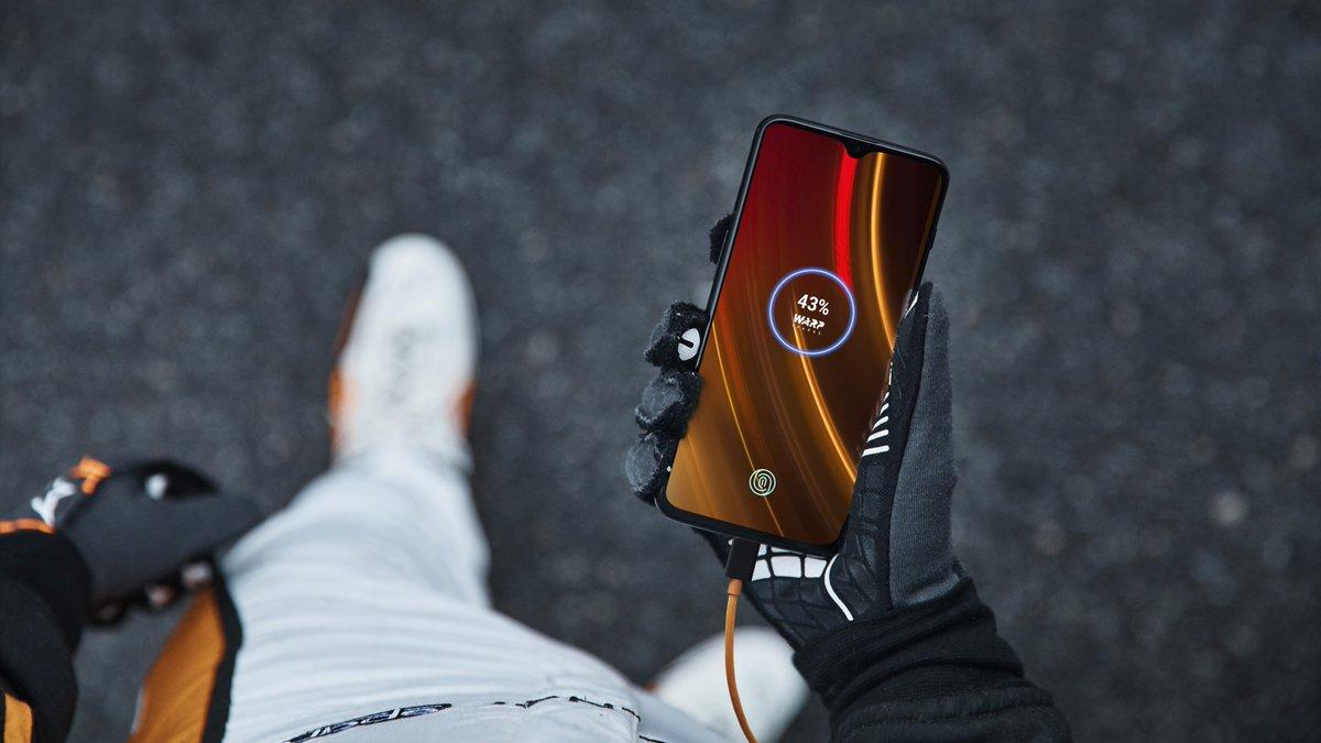 OnePlus 6T McLaren Edition : grosse configuration avec 10 Go de mémoire vive !