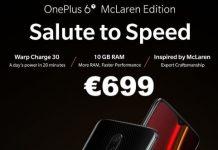 OnePlus 6T McLaren Edition
