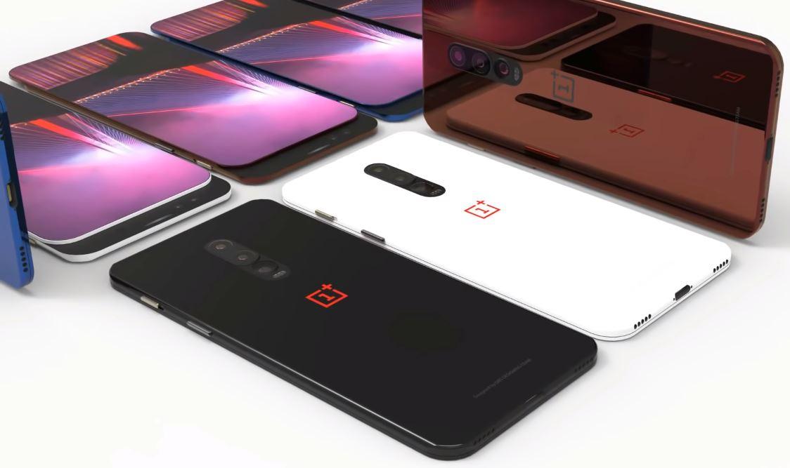 Un concept du OnePlus 7