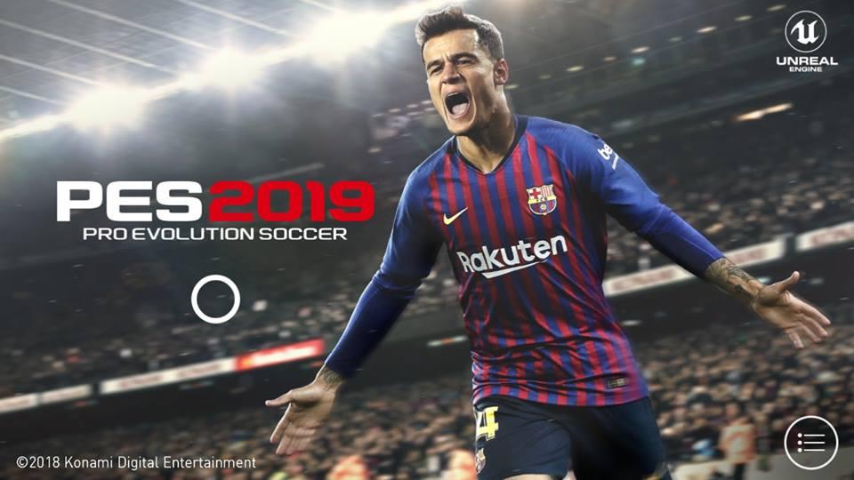 PES 2019 Mobile est enfin disponible : le jeu tourne désormais sous Unreal Engine 4