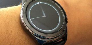 Pulse montre connectée Samsung