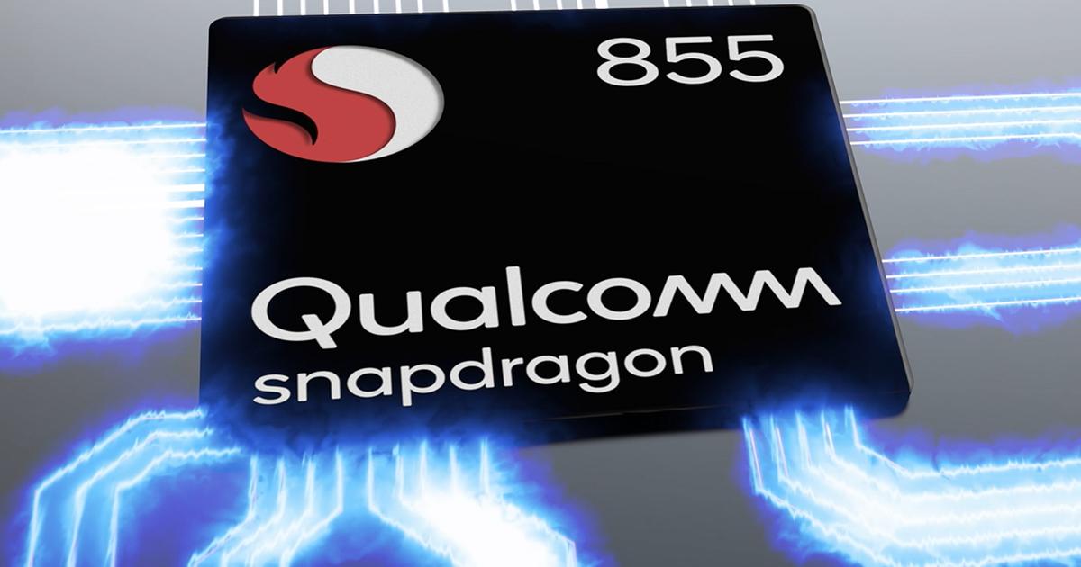 Le processeur Qualcomm Snapdragon 855 a été présenté et il est paré pour la 5G !