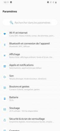 Screenshot 20181209 181136 194x420 - [ TEST ] OnePlus 6T : un nouveau souffle sur la gamme T ?