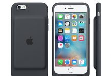 Smart Battery Case iPhone 6