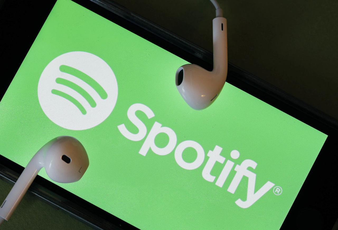Spotify : la fonction importer des musiques est en préparation