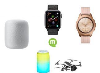Top 5 des meilleurs objets connectes