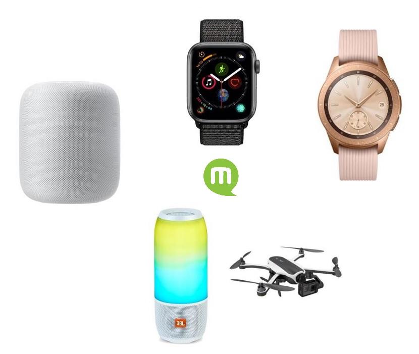 Top 5 des meilleurs objets connectés du moment