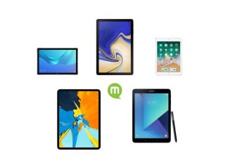 Top 5 des meilleures tablettes 4G de 2018