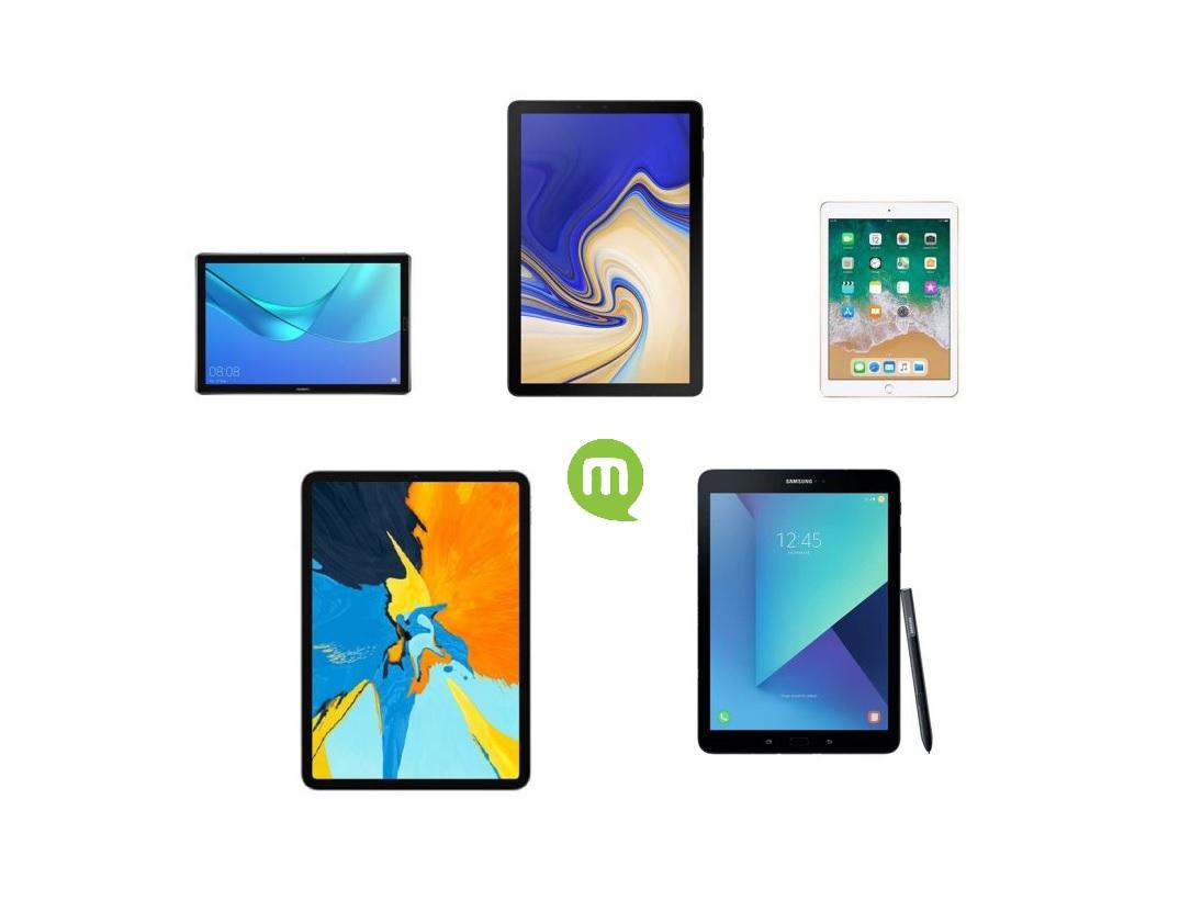 Guide d'achat : quelle tablette 4G acheter en 2018 ?