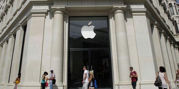 Apple : pas de prime de fin d'année pour les salariés en France
