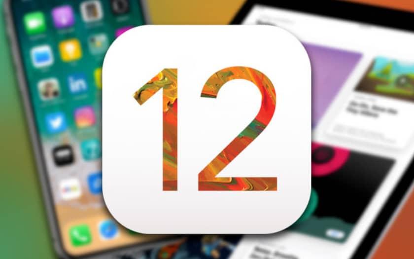 Apple : iOS 12 est désormais installé sur 70 % des terminaux compatibles