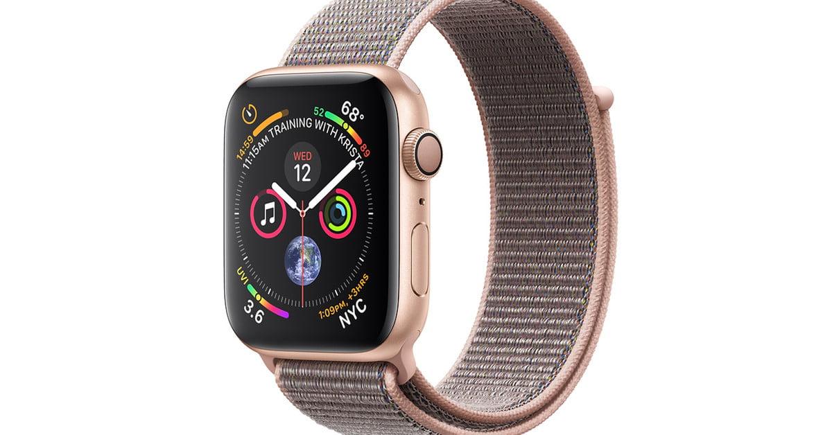 Apple Watch : les utilisateurs américains vont profiter de l'électrocardiogramme