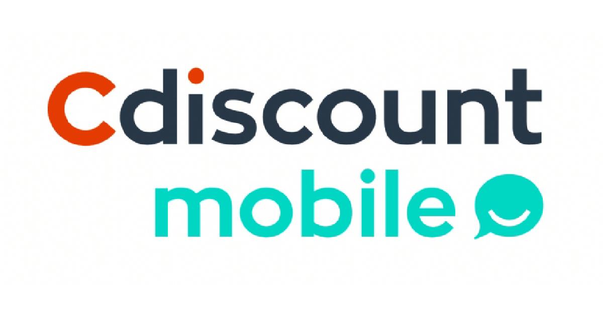 Bon plan : forfait 100 Go Cdiscount Mobile à 9.99 euros prolongé !