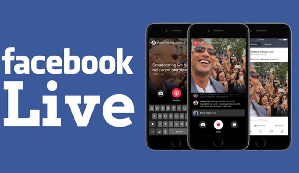 Facebook veut nous permettre d'acheter des produits depuis les vidéos en Live