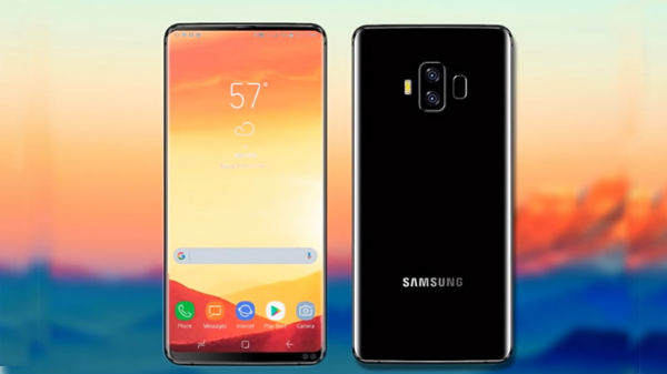 Galaxy A10 : un smartphone Samsung avec lecteur d'empreintes sous l'écran ?