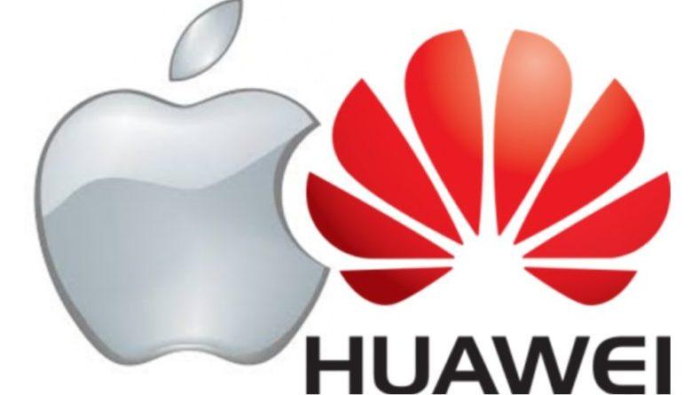 Des sociétés chinoises boycottent Apple et encouragent l'utilisation de produits Huawei