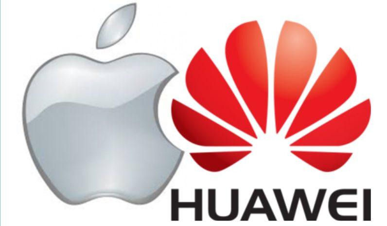 Soutien pour Huawei : des entreprises chinoises boycottent Apple
