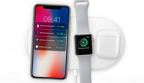 Apple a déposé un brevet sur un iPhone avec dos tactile