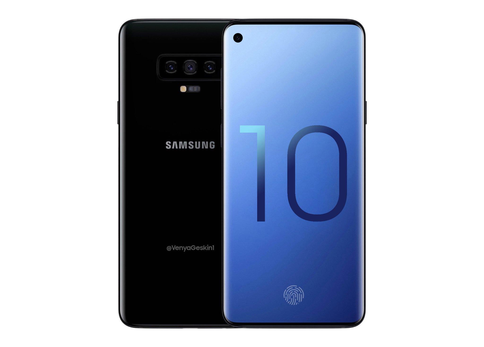 Samsung : un smartphone avec un écran OLED faisant office de haut-parleur ?