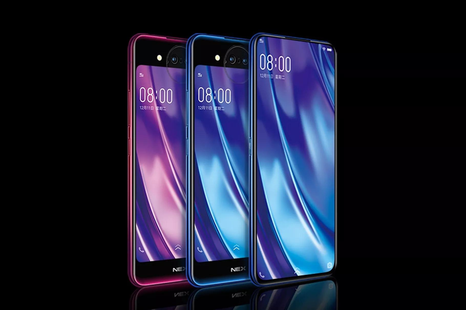 Vivo Nex Dual Display Edition : le smartphone deux écran, le voici, le voilà