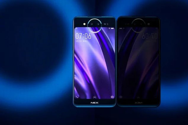 Vivo Nex 2 : un smarphone à double écran ? C'est désormais possible !