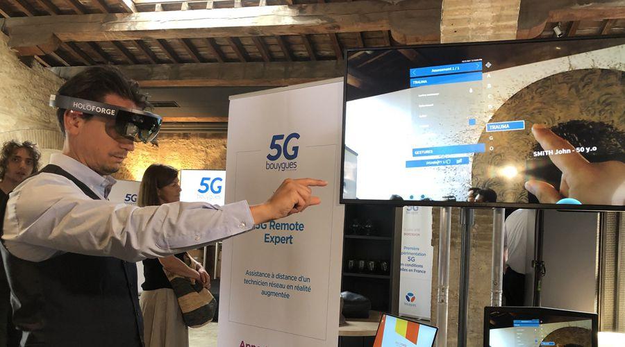 Bouygues Telecom multiplie les tests de la 5G