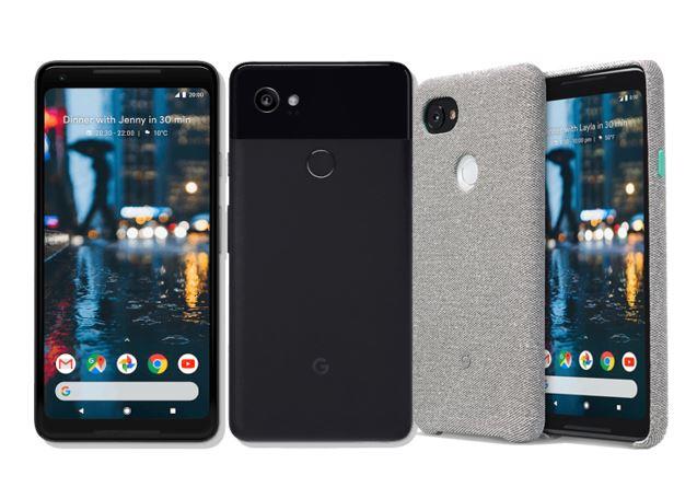 Soldes d'hiver 2019 : Google Pixel 2 XL + Cover à 399 euros sur Rue du Commerce !