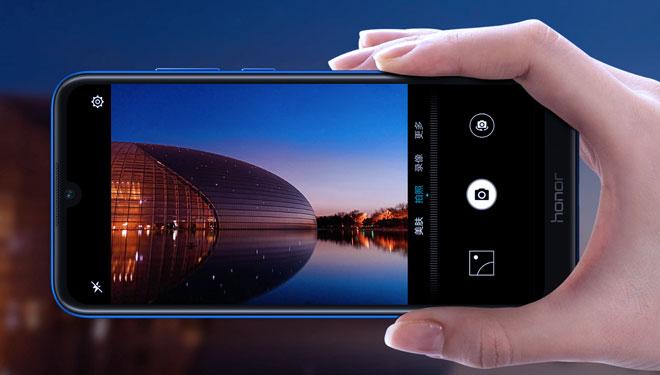 Huawei dévoile officiellement le Honor Play 8A avec encoche circulaire