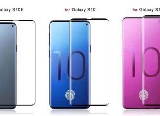 Les trois Samsung Galaxy S10 - Source : MobileFun