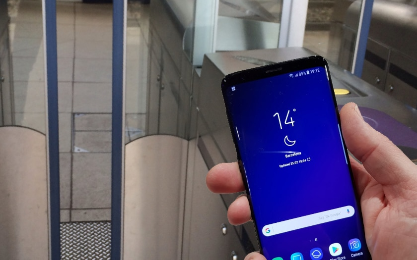 Samsung se prépare à lancer sur ses smartphones le titre de transport dématérialisé