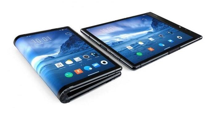 CES 2019 : le smartphone pliable FlexPai de Royole fait son show