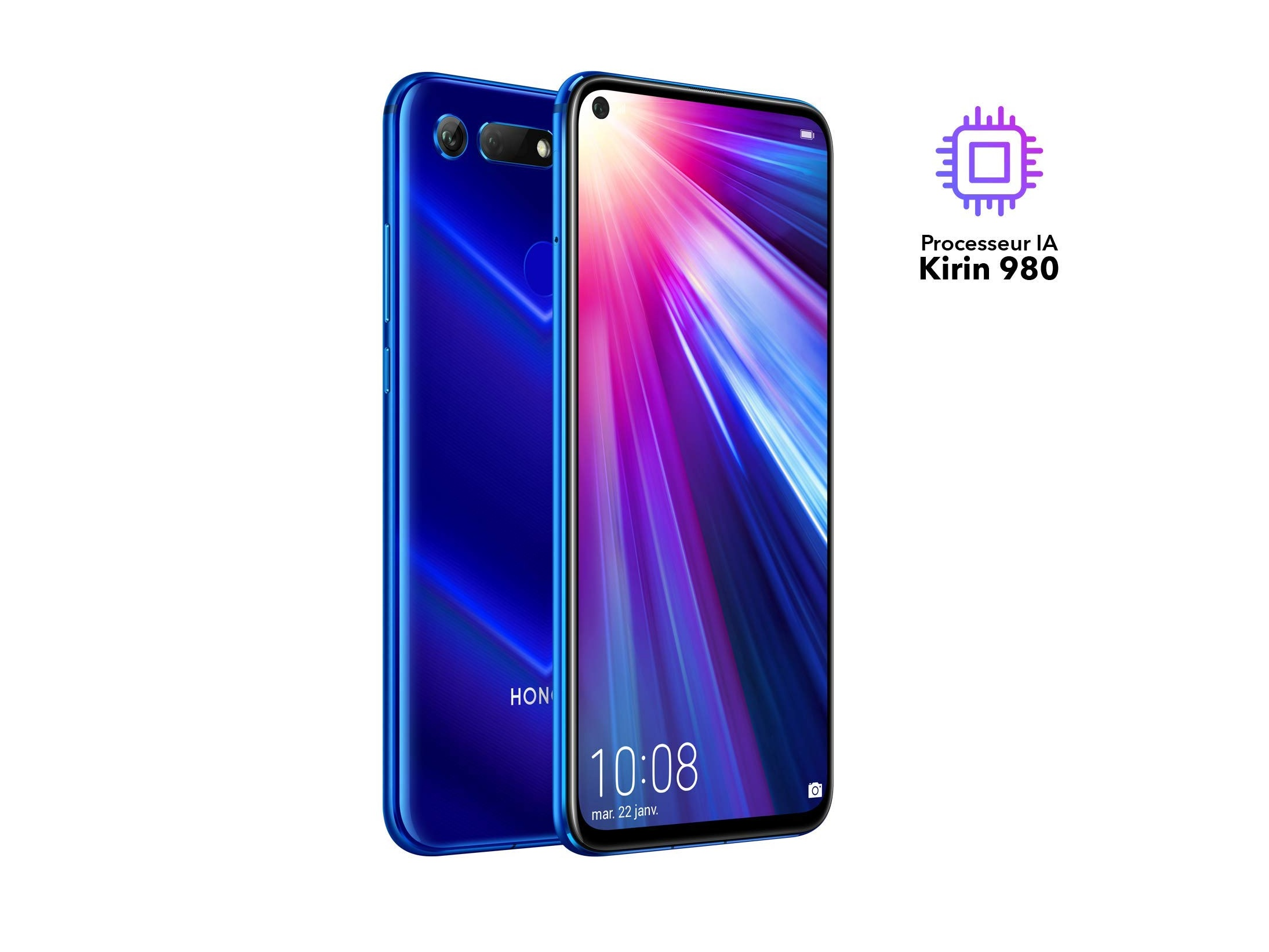 Bon plan : Honor View 20 + Honor Watch à 549.99 euros sur Amazon
